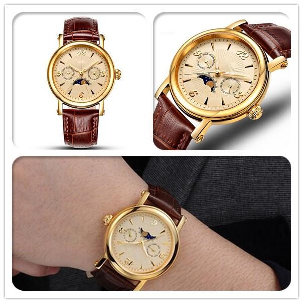 稳达时手表定制厂家机械手表