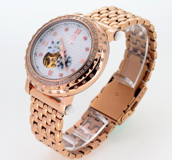 稳达时手表厂家专利金表