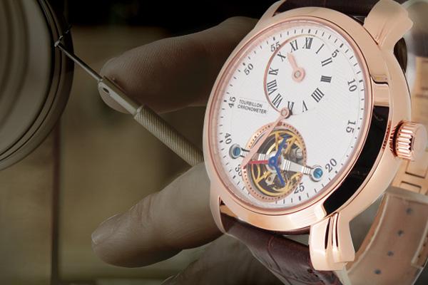 稳达时手表工厂