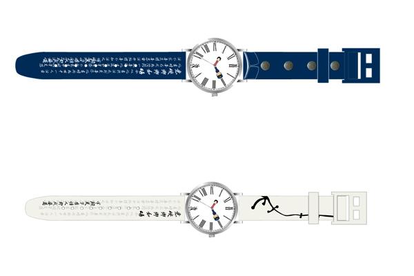 稳达时手表供应商设计图