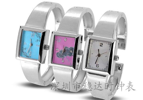 稳达时手表厂家专业定制纯银手表