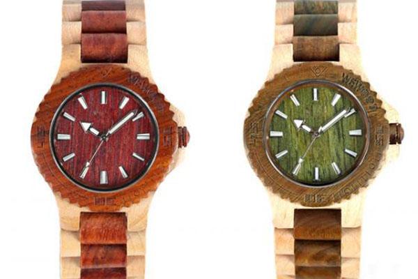 稳达时手表定制厂家专业生产木表