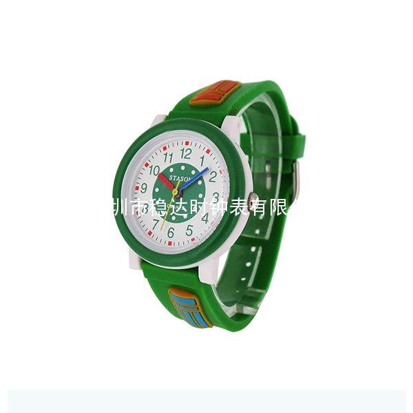 3d带合金儿童手表