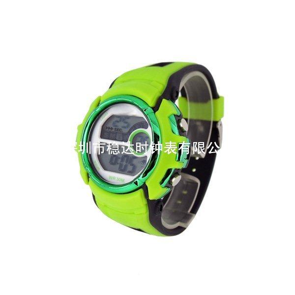 手表批发厂家带您了解电子手表特点及保养方法