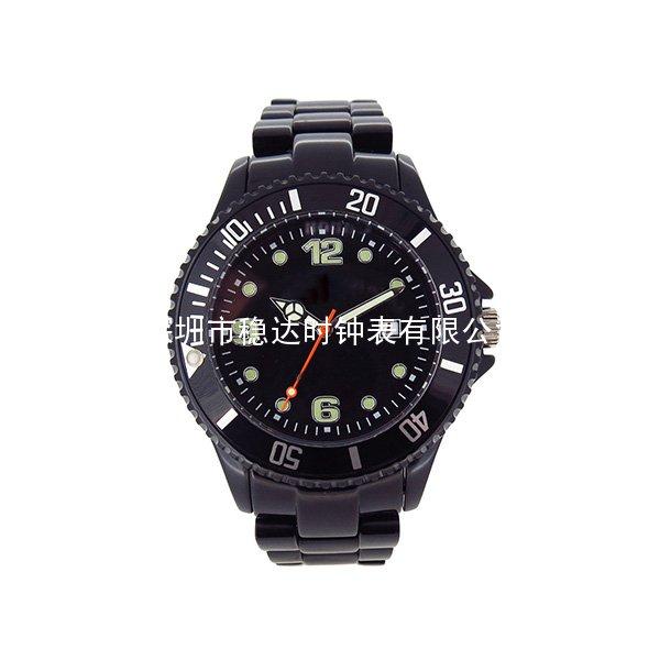 稳达时生产手表厂家铝壳手表定制