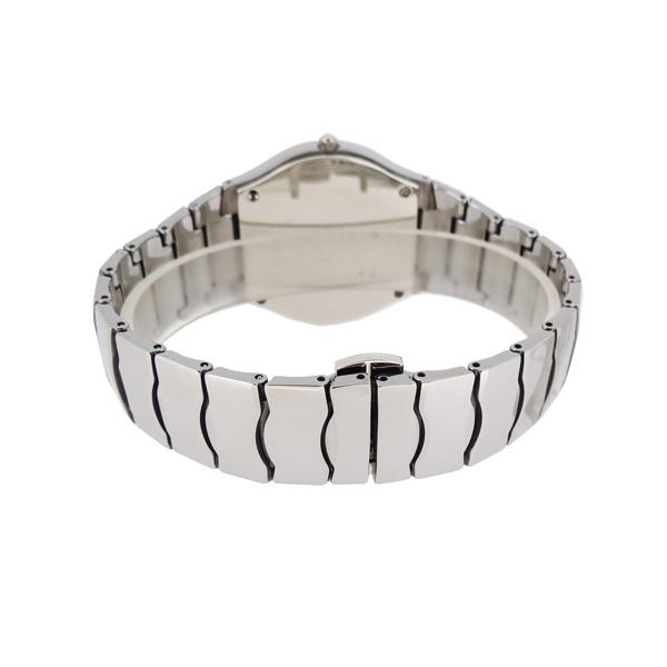 稳达时高档石英机芯钨钢手表定制