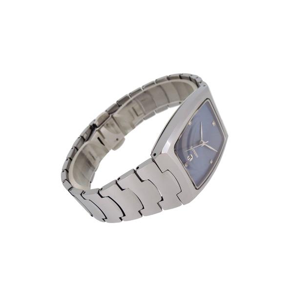 稳达时优雅石英机芯钨钢商务礼品手表