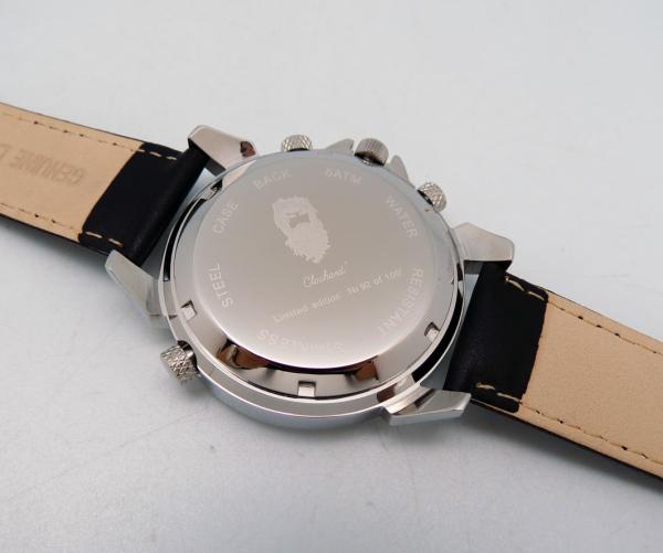 手表批发厂家批发定制男士多功能机械手表