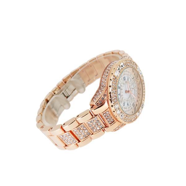 深圳手表厂家供应时尚镶钻女士手表
