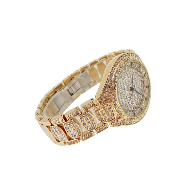 礼品手表厂家专业女士镶钻礼品手表定制