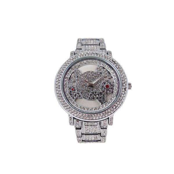深圳手表厂家供应镶钻女士手表定做