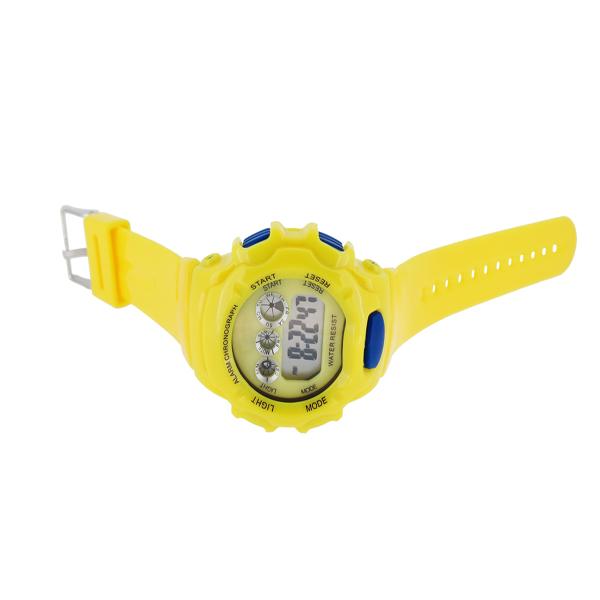 深圳手表加工厂供应儿童彩色电子手表 礼品手表定制