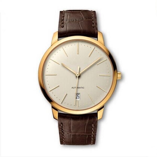 礼品手表厂家供应男士经典不锈钢皮带礼品手表