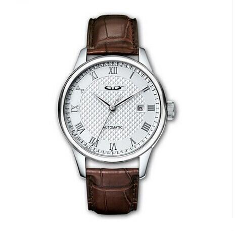 礼品手表定制厂家供应简约不锈钢男士礼品手表定制