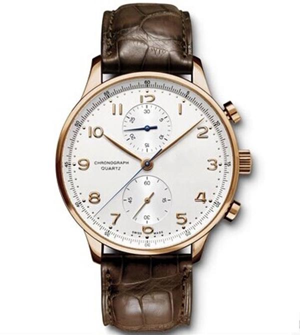 稳达时高档手表定制厂家供应男士不锈钢多功能石英手表定制