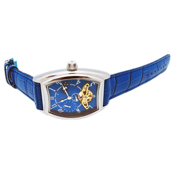 手表定制厂家供应不锈钢月相机械手表定制代工【稳达时】