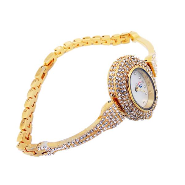 手表批发厂家供应淑女型女士礼品手表批发三度防水【稳达时钟表】