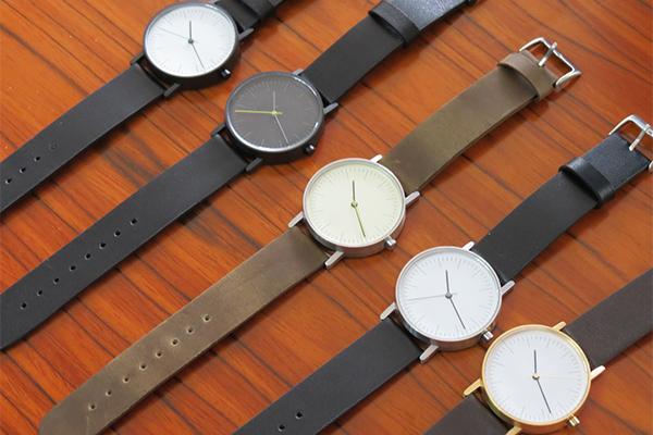 百搭简洁款手表