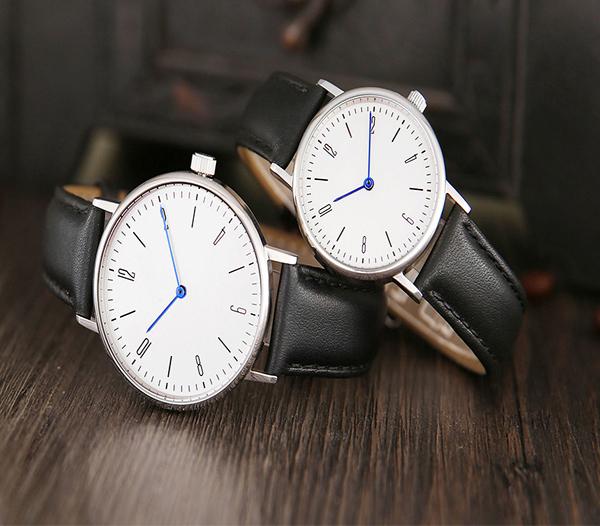 简约情侣手表