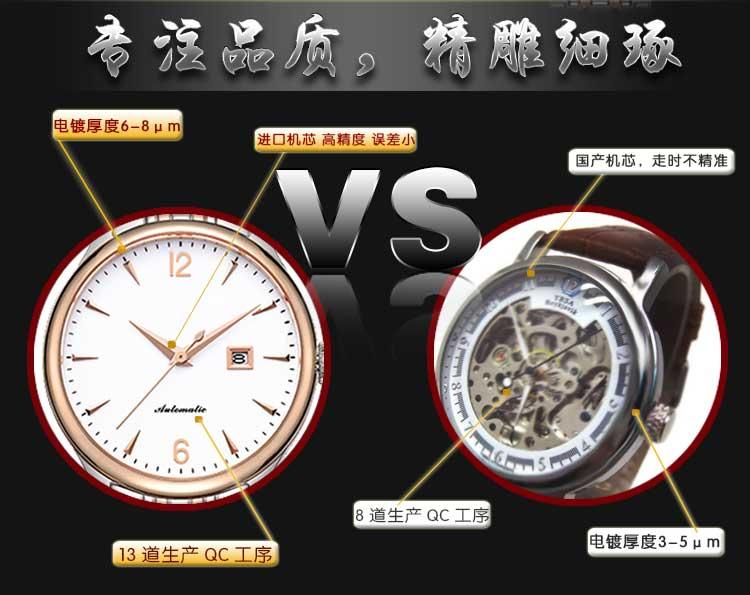 手表定做_稳达时手表厂家透明的成本核算,省时更省心