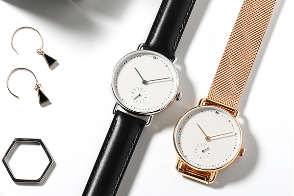 中性风范时装腕表—稳达时出品